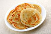 stock photo of punjabi  - Parathas - JPG