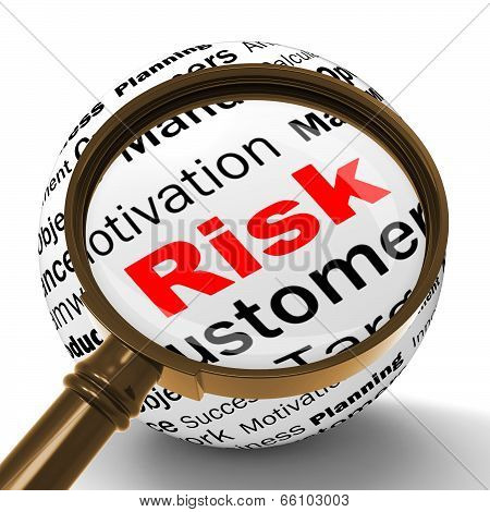 Risk Magnifier Definition Means Dangerous And Unstable