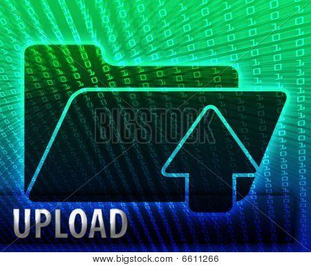 Data Information Upload Folder