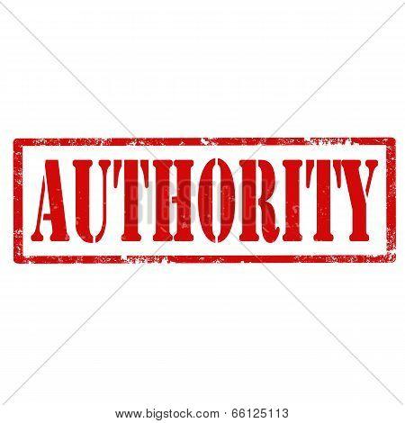 Authority-stamp