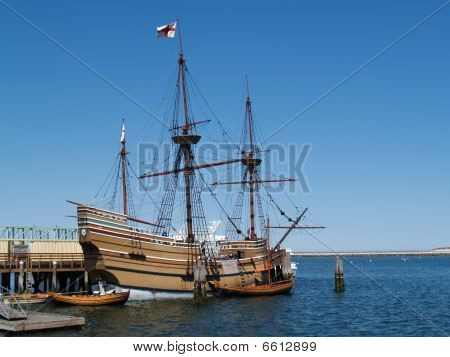 Historic Mayflower