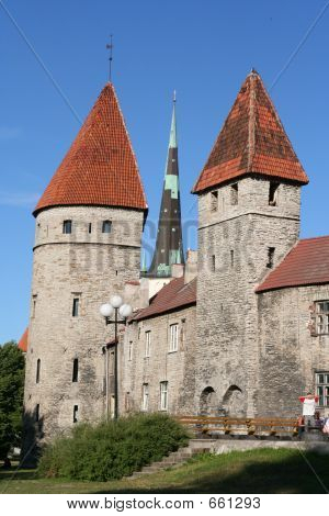 Tallinn - Capital Of Estonia