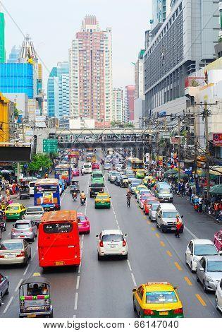 Bangkok Downtown