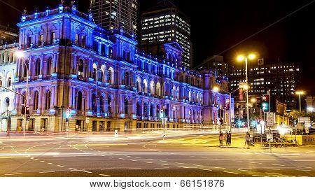 Brisbane Treasury Casino and night life
