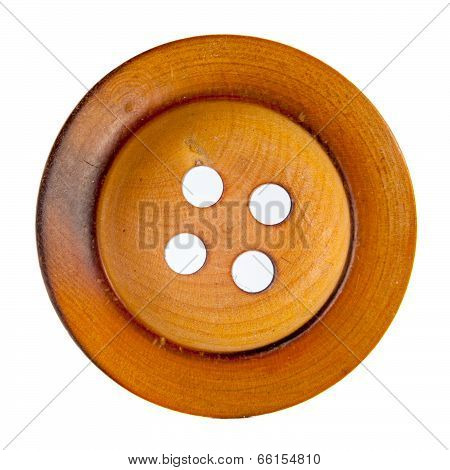 Wooden Button