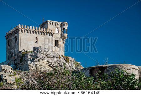 Castillo De Santa Catalina. Tarifa.  Spain