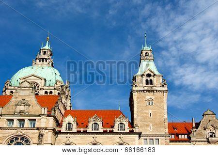City Hall In Hanover City