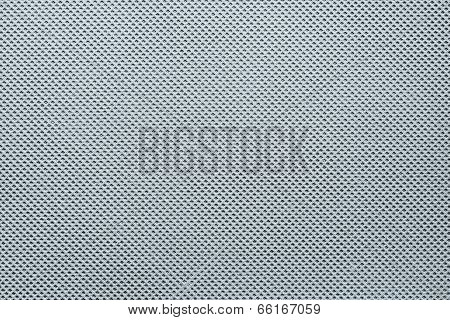 Texture Of Fabric Grid Gray And Silvery Shades