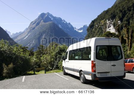 Motor Home With View