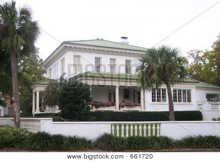 Southern Historic Home