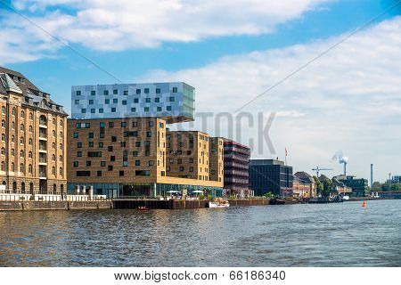 Spree Shore Berlin Germany