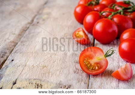 Red Cherry Tomatoes