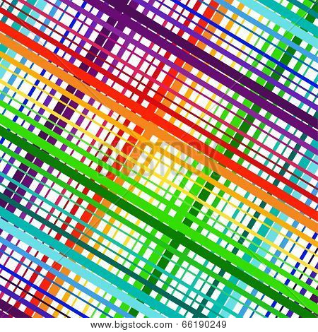 Simple colored stripes abstract  background
