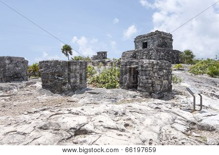 Tulum ancient ruins