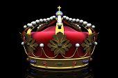 pic of crown jewels  - royal crown with jewels - JPG