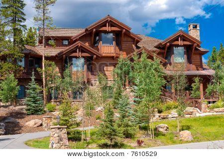 Alpine Home  Breckenridge, CO
