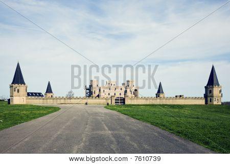 Castle Near Lexington