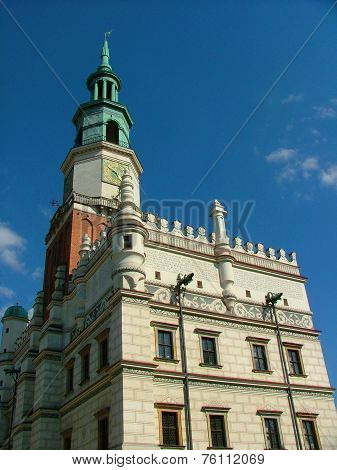 Town Hall in Poznan