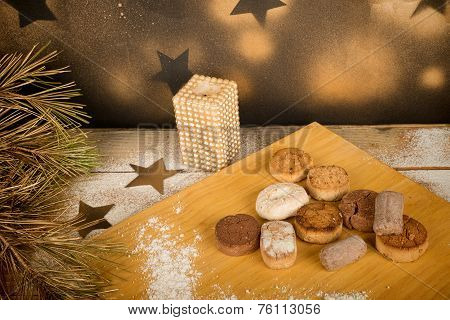 Spanish Christmas Sweets