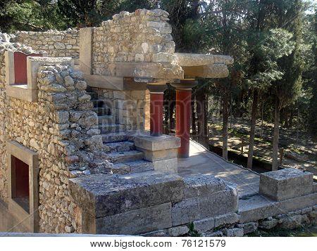 Knossos palace 1