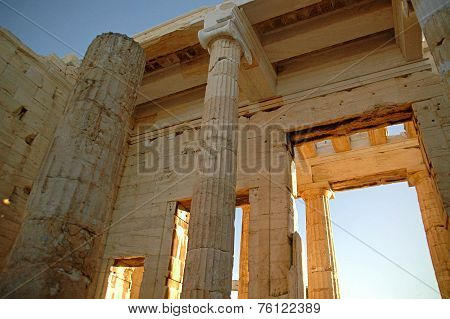 The Athenian Acropolis 1