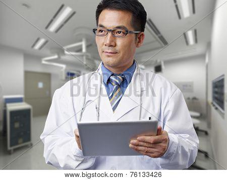 Asian Doctor