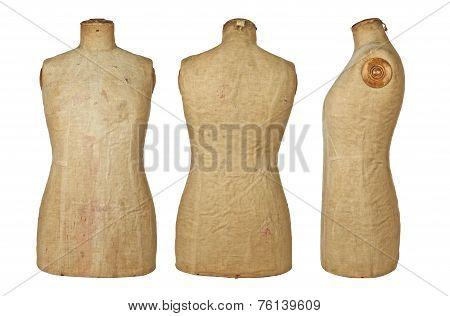 Vintage Dressmaking Mannequin