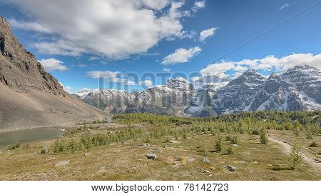 Larch Valley, Banff National Park