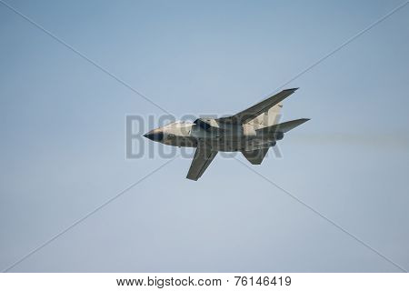 Italian Airforce Tornado Jet Bomber