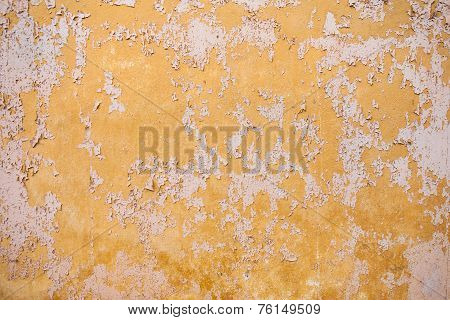 Texture Of Shabby Paint With Cracks