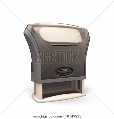 Office Plastic Stamp.