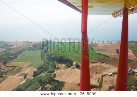 Aero View From The Peloponnese