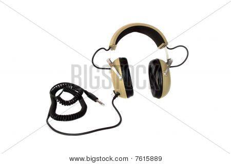 Old Style Hi Fi Headphones