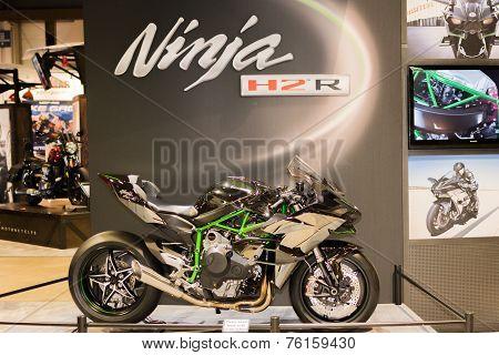 Kawasaki Ninja H2 R 2015 Motorcycle