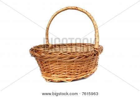 Wintage Willow Basket