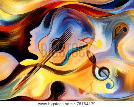 Material Of Music