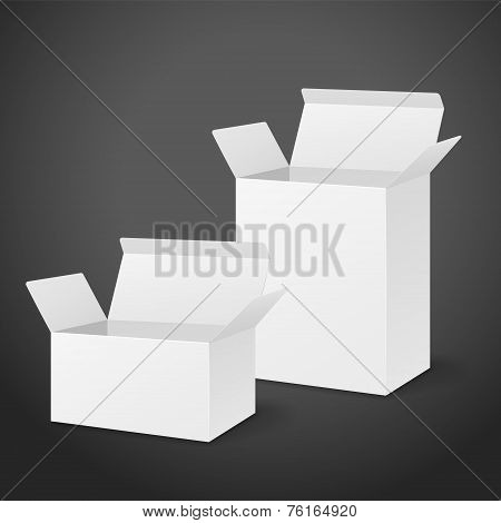 Blank Carton Set