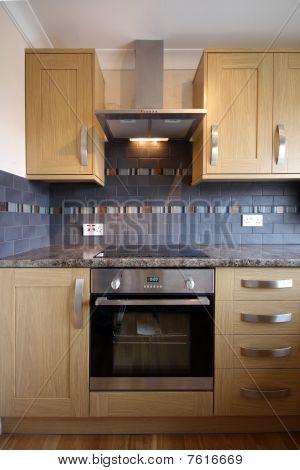 House Interior - Kitchen