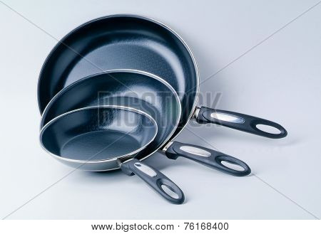 Pan. Pan On A Background