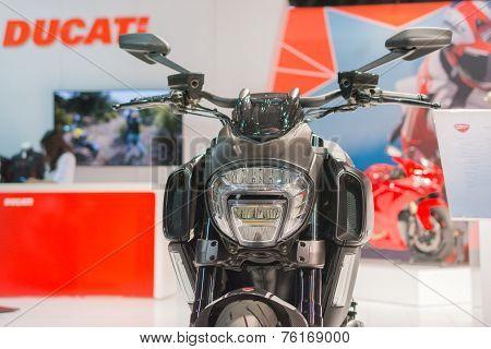 Ducati Diavel Titanium 2015 Motorcycle