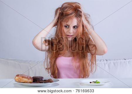 Diet Frustration