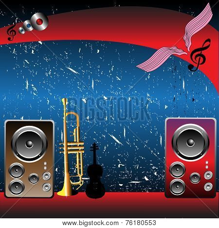 Loudspeakers and musical instruments