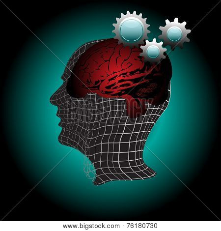 Gears of the human mind