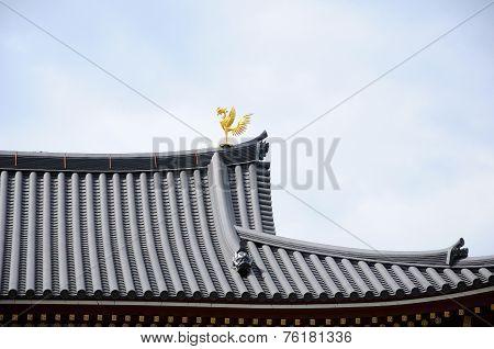Phoenix Hall Roof