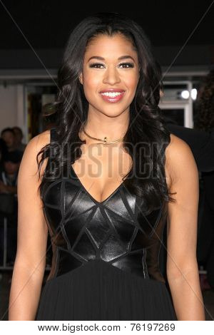 LOS ANGELES - NOV 3:  Kali Hawk at the Dumb and Dumber To Premiere at the Village Theater on November 3, 2014 in Los Angeles, CA