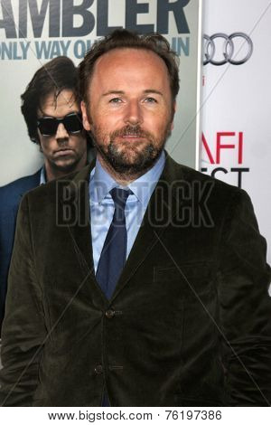 LOS ANGELES - NOV 10:  Rupert Wyatt at the