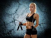 picture of jump rope  - sport - JPG