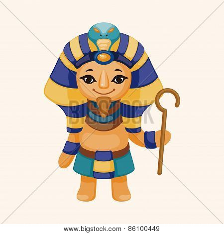 Pharaoh Theme Elements