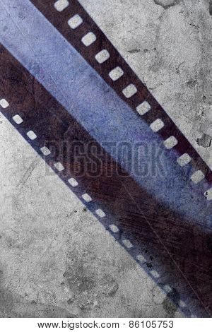 Photographic Film Strip