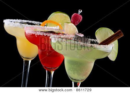 Margaritas  - Most Popular Cocktails Series